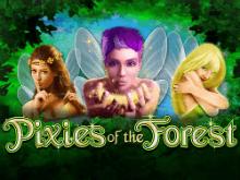 В демо на сайте игрового портала Лесные Феи